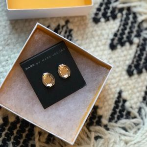Marc By Marc Jacobs Earring Studs